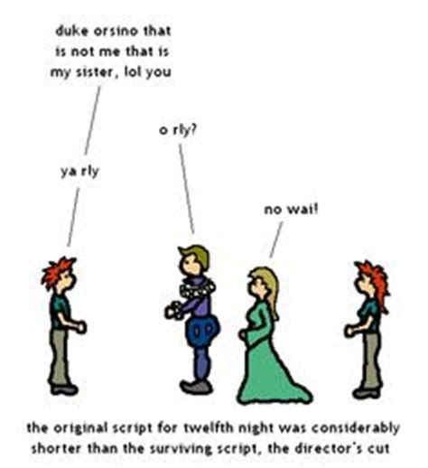 Twelfth Night: Annotated version of Twelfth Night with in